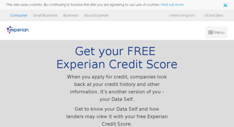 Check my credit report free uk