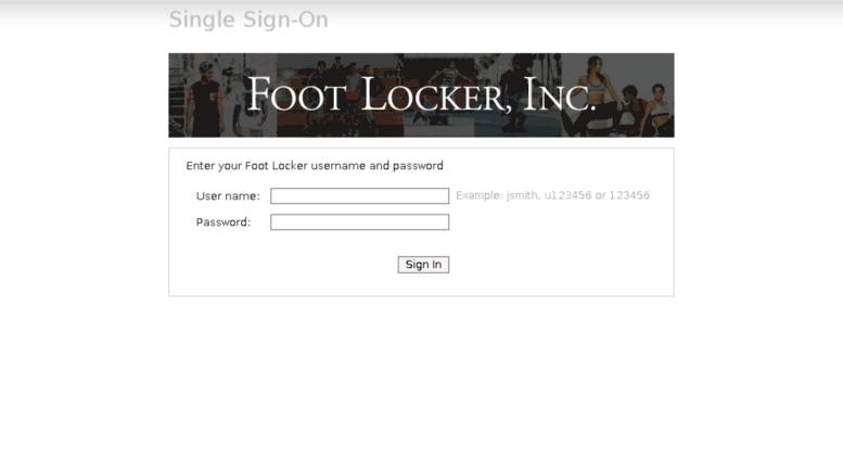 footlocker411