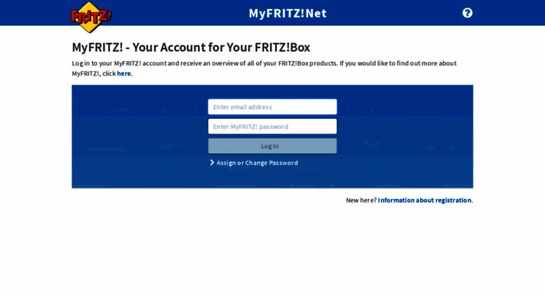 Myfritz.De