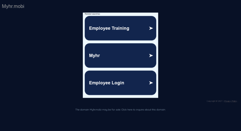 Access Myhrmobi Myhr Cvs Cvs Employee Portal Guide