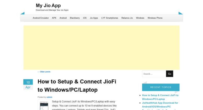 My jio app apk new version download - spathvecodespathvecode