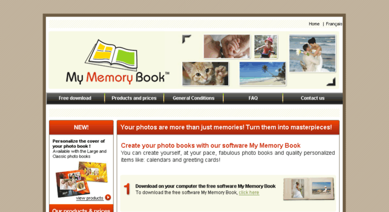 Access Mymemorybook Ca My Memory Photo Book Canada Home