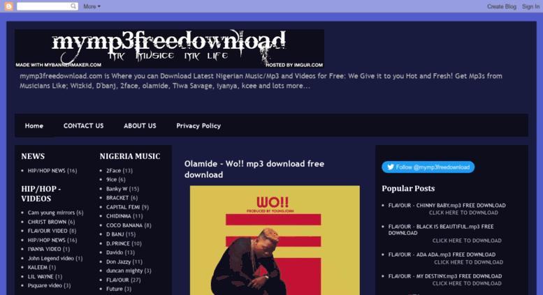 nigeria free music download