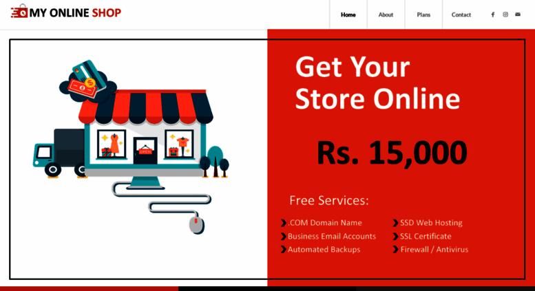 Access myonlineshop pk  Online Shopping in Pakistan
