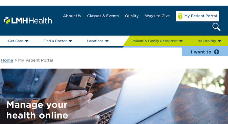 Access mypatientportal iqhealth com  Patient Portal | For