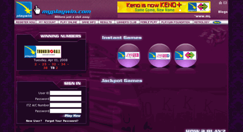 Access Myplayzwin Com Playwin Khelo India Khelo Play Lottery Online Lottery Center Buy Lottery Tickets Online Lo