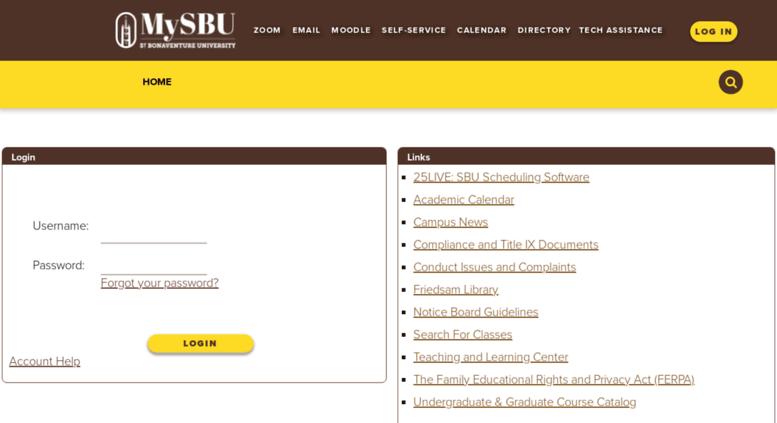 Sbu Academic Calendar.Access Mysbu Sbu Edu Mysbu