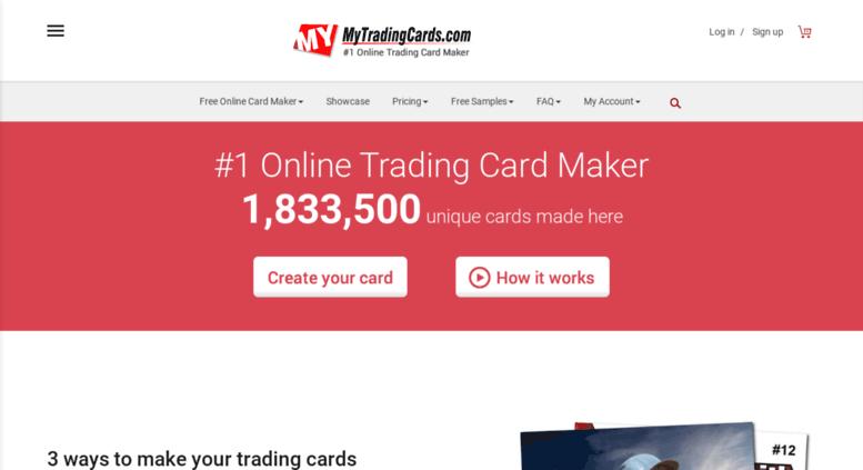 Access Mytradingcards MyTradingCards