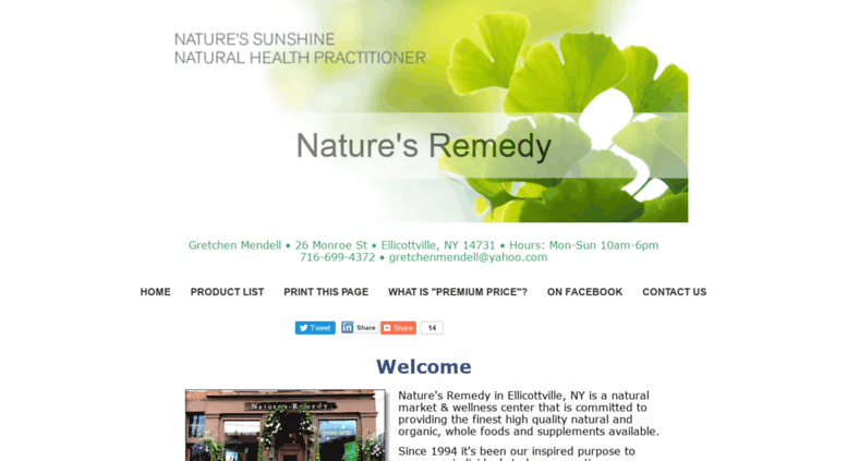 remedy natures nature accessify
