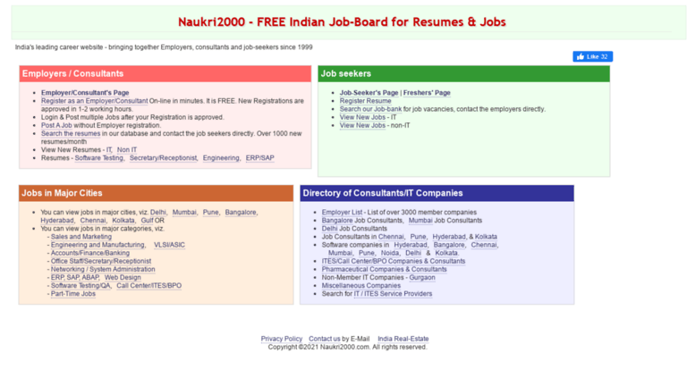 Google India Careers