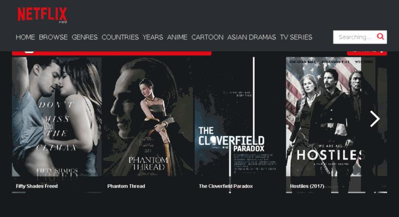 Access netflixpro net  NetflixPRO - Watch Movies Online Free Access