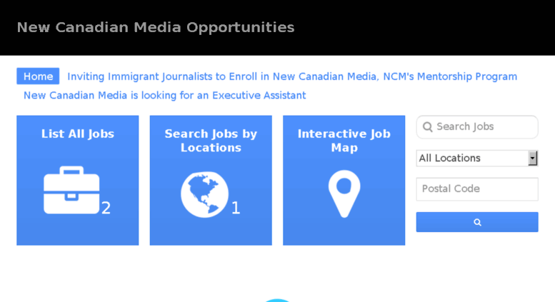 Access new-canadian-media indeedjobs com  New Canadian Media Careers