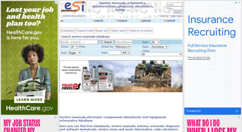 Access new eserviceinfo com  Service Manual free download,schematics