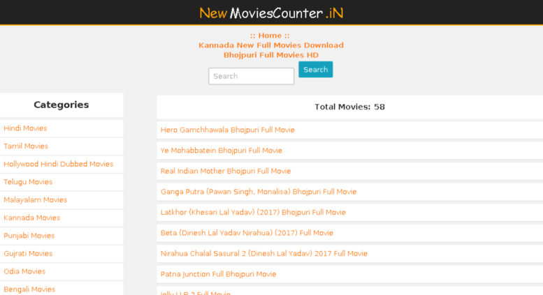 Access newmoviescounter.in. New Movies Counter 2017 Film Download, New  MoviesCounter.Com Full Hollywood Hindi Movie Download