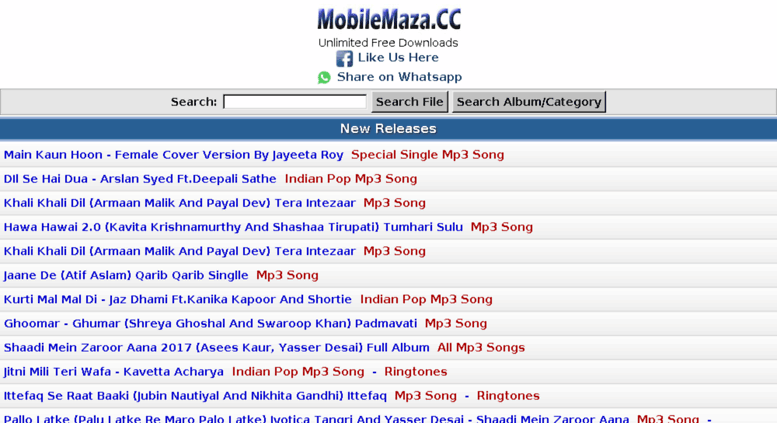 whatsapp ringtone song mp3 download