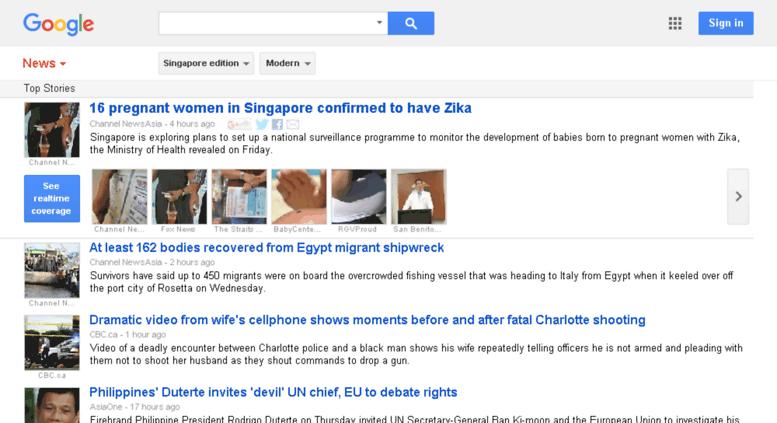Access news google com sg  Google News