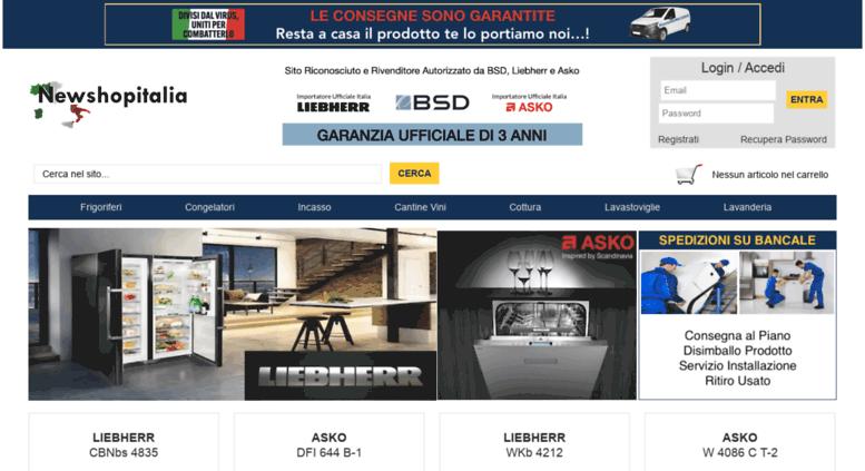 free shipping 08324 03ed6 Access newshopitalia.it. Vendita Online di Elettrodomestici ...