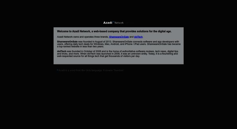 Access newsletter failmid com  Azadi Network LLC
