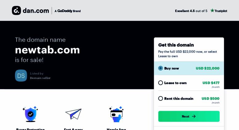 Access newtab com  Blank New Tab Page - Chrome Web Store