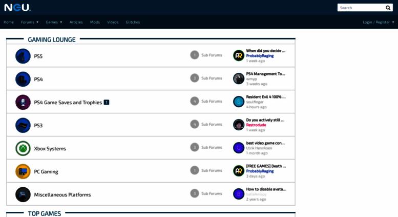 Access nextgenupdate com  Forums - NextGenUpdate