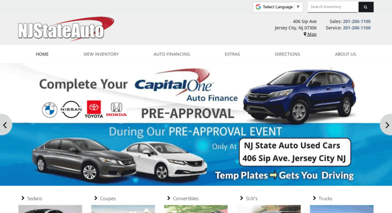 Car Auctions Ny >> Access Njcarbuyer Com Auto Auction New Jersey Used Cars