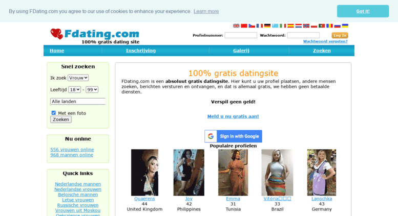 dating Ontario Canada