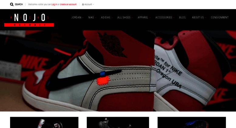 57783a2e3ab9 Access nojokicks.com. Deadstock Retro Jordans