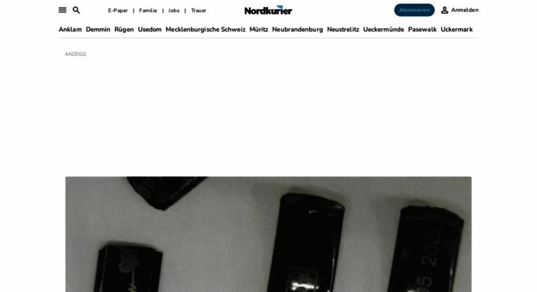 Access Nordkurierde Nordkurierde