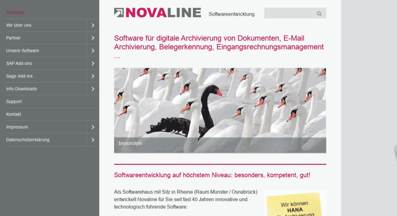 Novaline Software