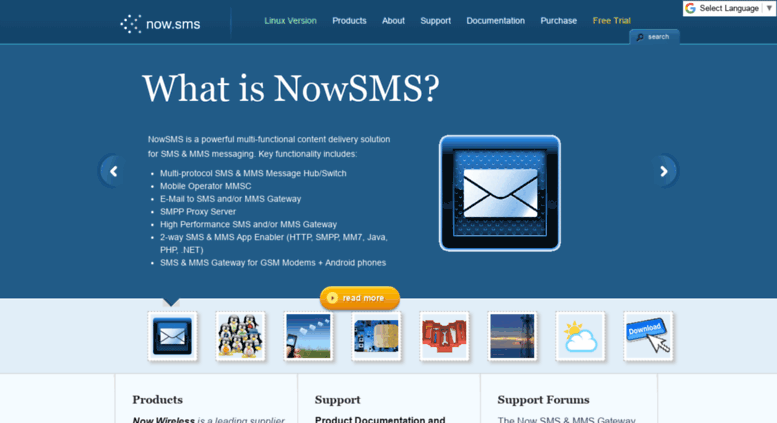 Access nowsms com  NowSMS | SMS Gateway, SMS Server Software