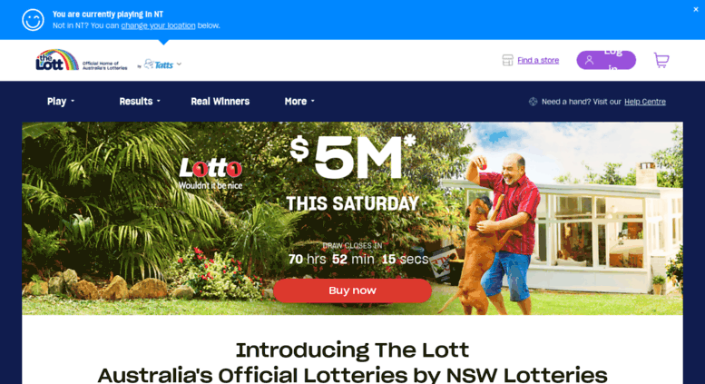 Nsw Lotteries Online