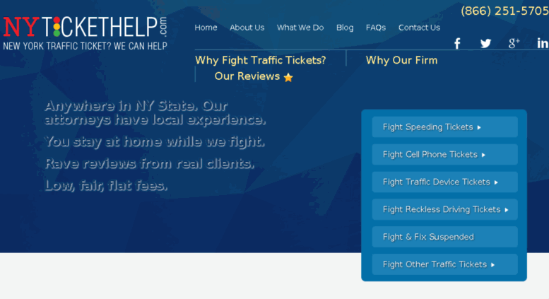 Nyc Traffic Ticket >> Access Nytickethelp1 Calls Net Traffic Ticket Speeding