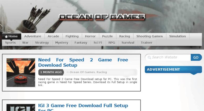 ocean of games downloads
