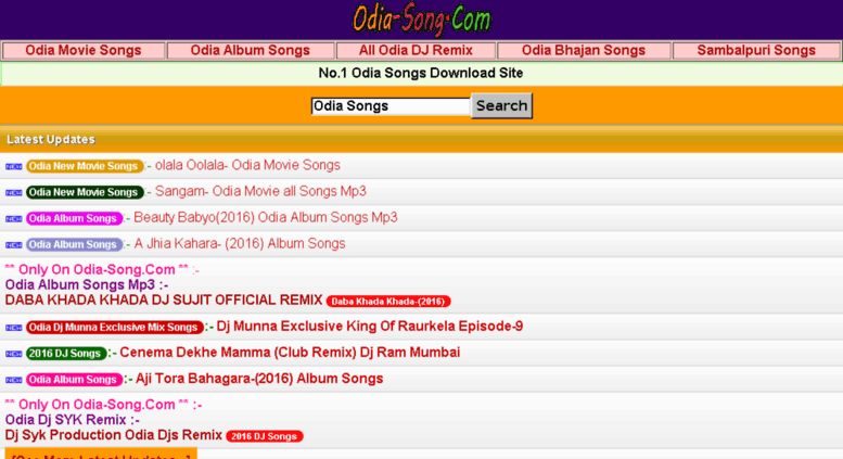 Access odia-song com  Odia-Song Com* Odia Song,Oriya Song,Odia Songs