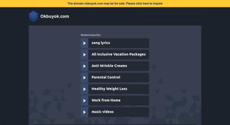 Access okbuyok com  Home - Global Online Store: Buy Global