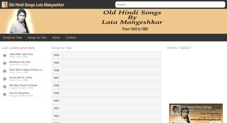 online hindi songs listen and download free