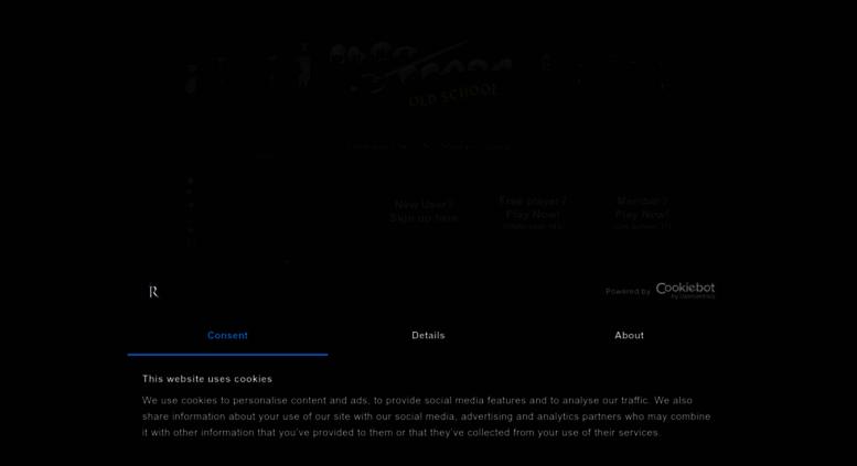 Access Oldschool Runescape Com Old School Runescape Play Old