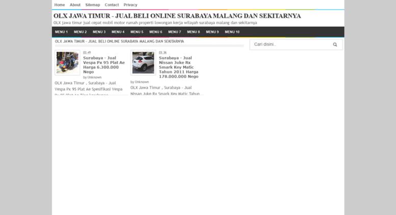 Lowongan Kerja Terbaru Lowongan Kerja Di Surabaya Olx