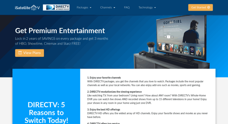 Access onevisiontv com  View Direct TV Channels, Packages