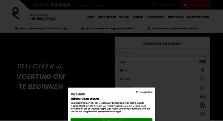 Access Online Velgennl Online Velgen Groot Assortiment