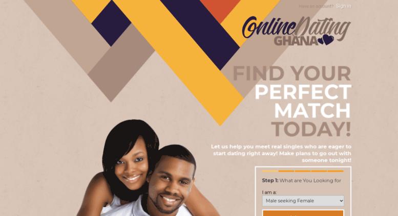 Ghana Internet Dating