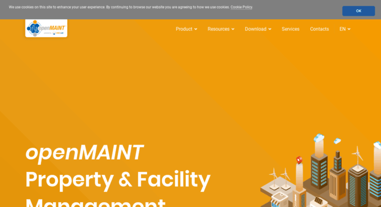 Access openmaint org  openMAINT, open source solution for the