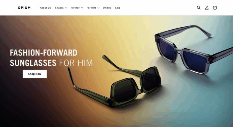 c75cfb2d07 Access opiumeyewear.com. OPIUM Eyewear  Buy Opium Eyewear ...