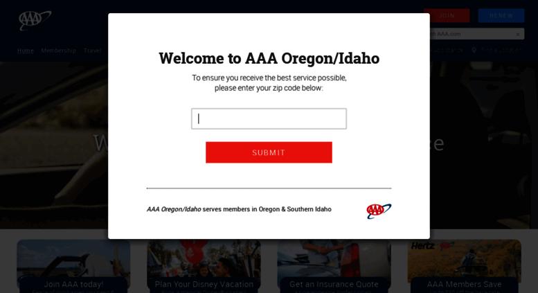 Aaa Near Me >> Access Oregon Aaa Com Aaa Oregon Idaho 24 Hour Towing Service