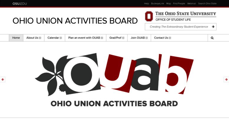 Ohiounion osu edu