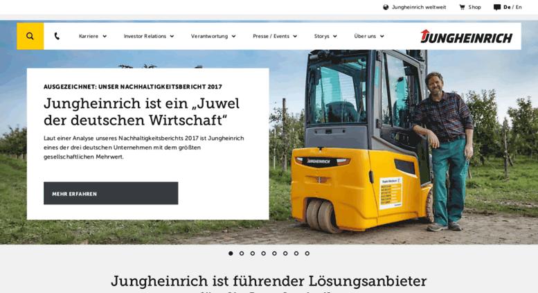 Outlook Jungheinrich