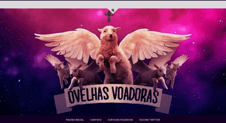 ovelhas voadoras