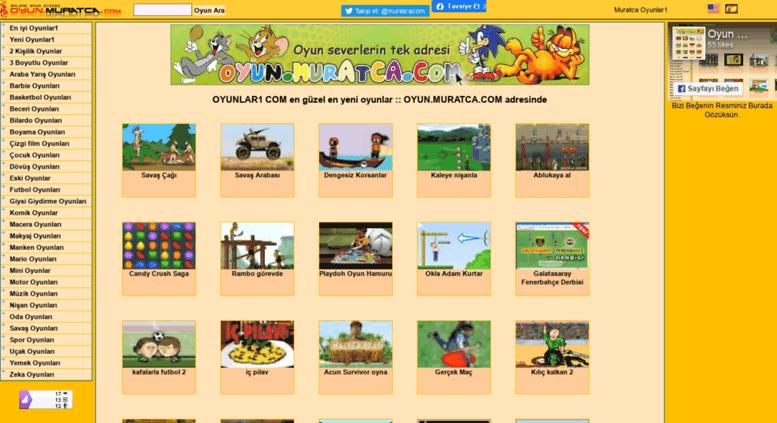 Access Oyunmuratcacom Oyunlar1 Oyunları Muratca Oyunlar 1 Oyun Oyun1