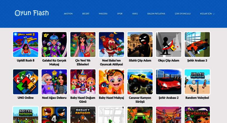 Access Oyunflash Com Oyun Oynama Sitesi Guzel Flash Oyunlar
