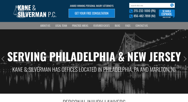 Access palegaladvice com  Personal Injury Lawyers in PA and